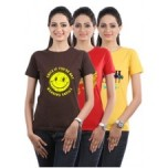 Women's T-shirt - Set of 3